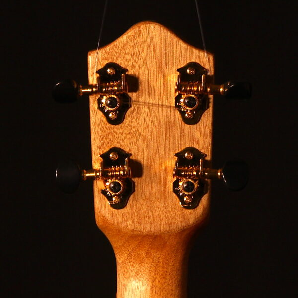 Pilipina headstock back detail